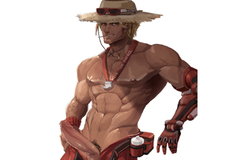 McCree OverWatch Porn