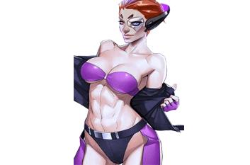 Moira OverWatch Porn