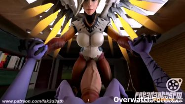 Live action overwatch porn