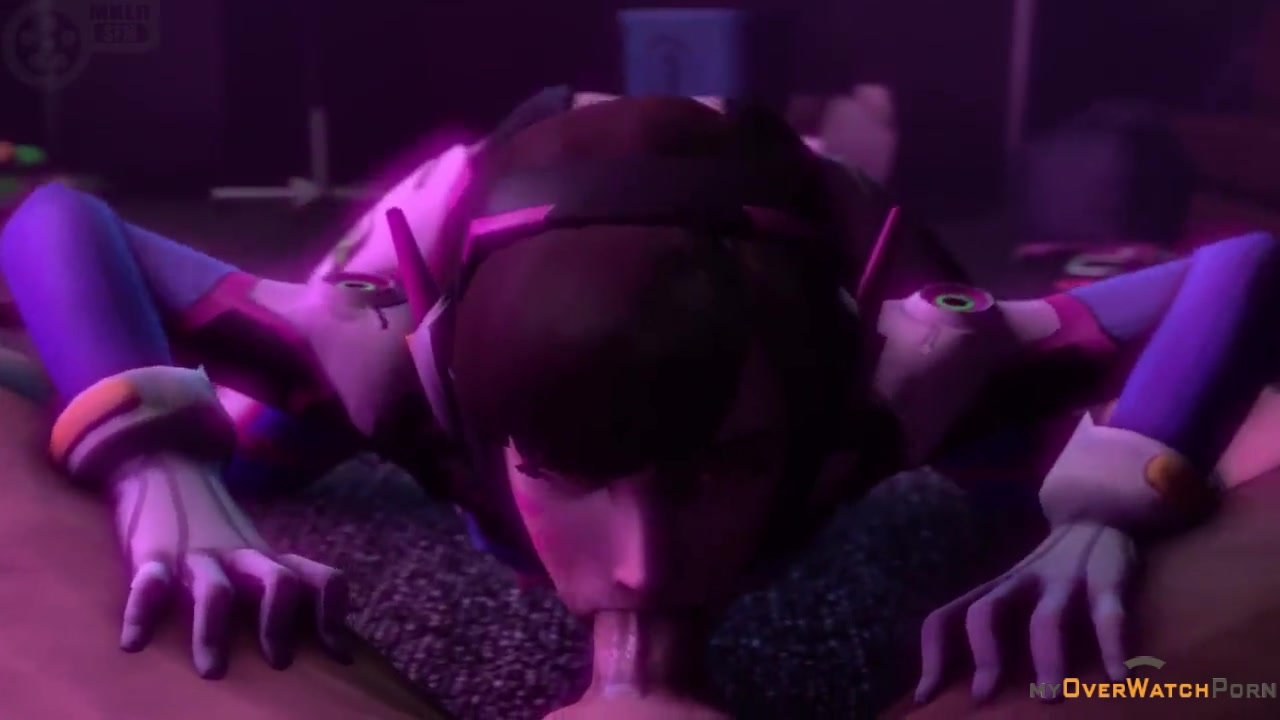 Overwatch Dva Sweet Sex