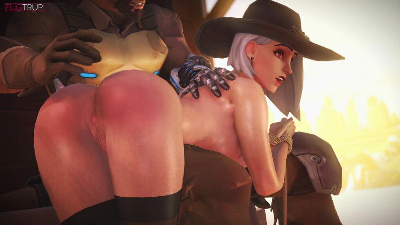 Ashe porno overwatch Overwatch Porn
