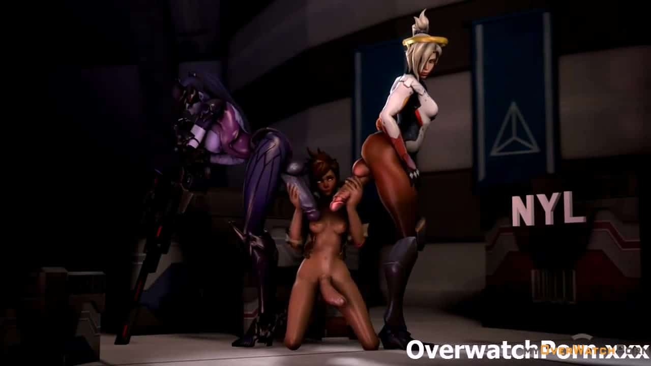 OverWatch Futa Porn – Girls Having Fun