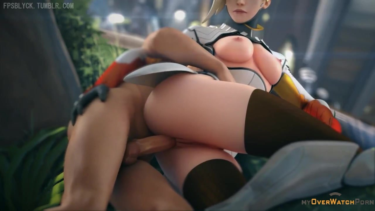 Mercy and Genji Sweet Sex